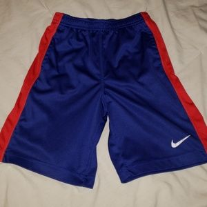 Nike Dri-Fit Boys Basketball Shorts 7